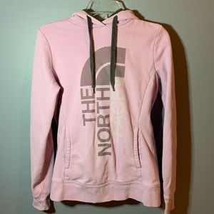 Women's Small North Face Hoodie